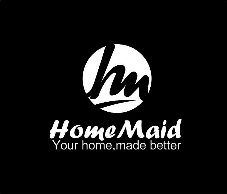 Logo Design by Agus Martoyo - Entry No. 103 in the Logo Design Contest Unique Logo Design Wanted for HomeMaid.