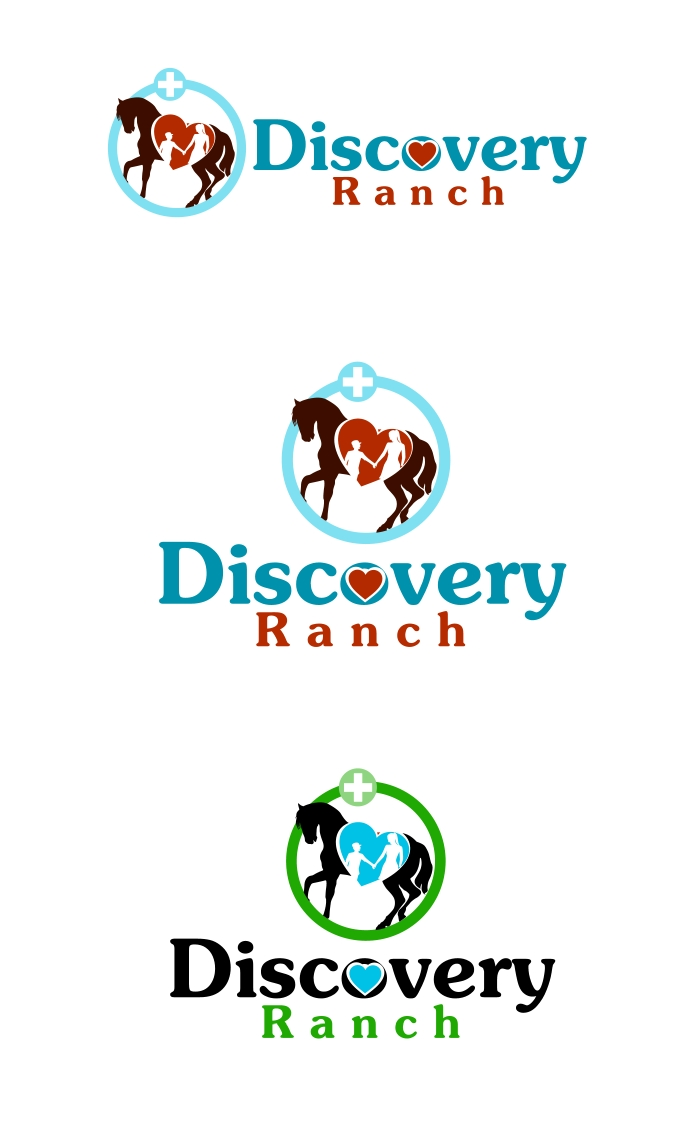 Logo Design by Private User - Entry No. 11 in the Logo Design Contest Creative Logo Design for Discovery Ranch.