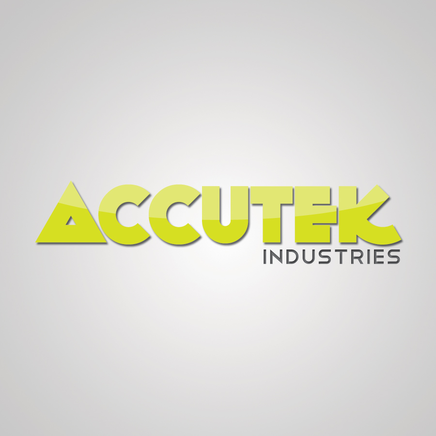 Logo Design by Kevin  Haag - Entry No. 30 in the Logo Design Contest Accutek Industries Ltd..