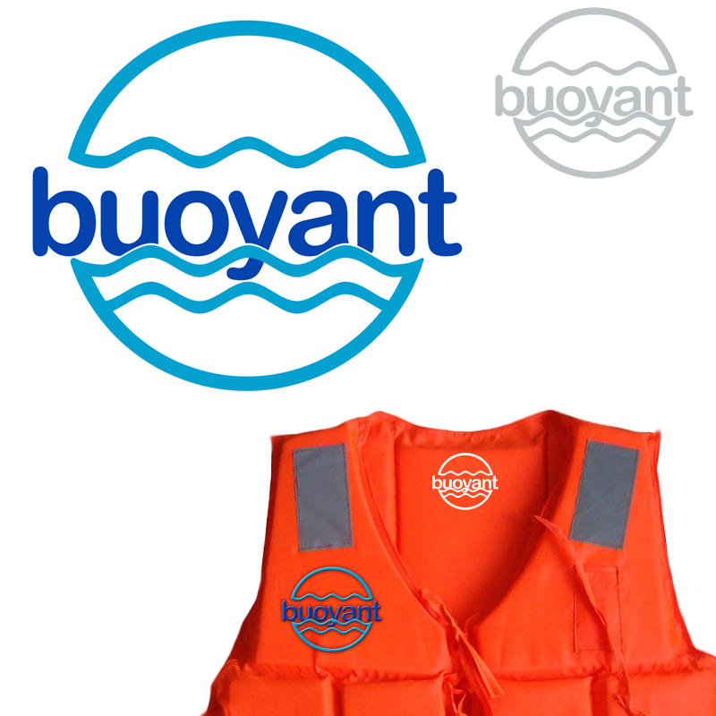 Custom Design by Private User - Entry No. 30 in the Custom Design Contest CUSTOM DESIGN - I need a NEW brand name/logo for a new line of life jackets.  It needs to be a cool.