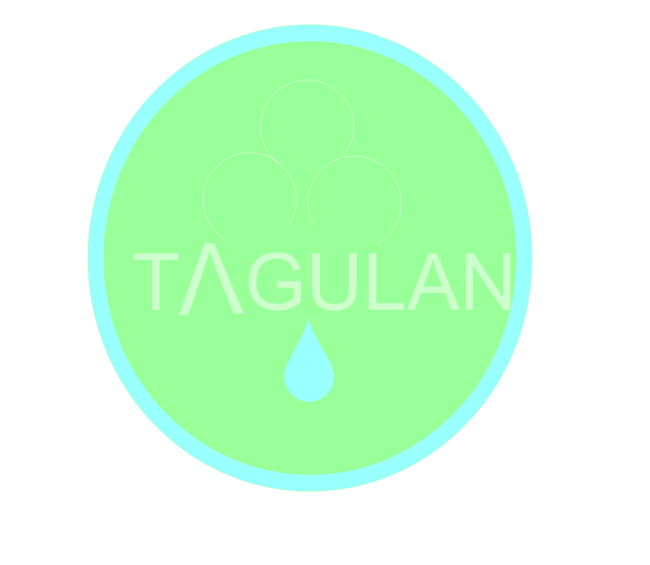 Logo Design by Choirul Umam - Entry No. 17 in the Logo Design Contest Unique Logo Design Wanted for Tagulan.