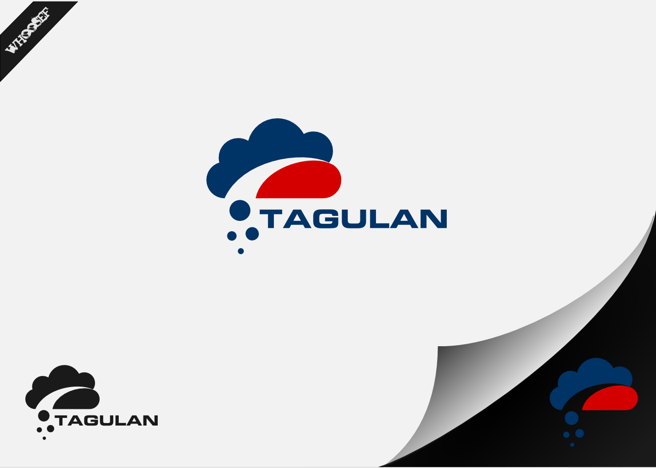 Logo Design by whoosef - Entry No. 22 in the Logo Design Contest Unique Logo Design Wanted for Tagulan.