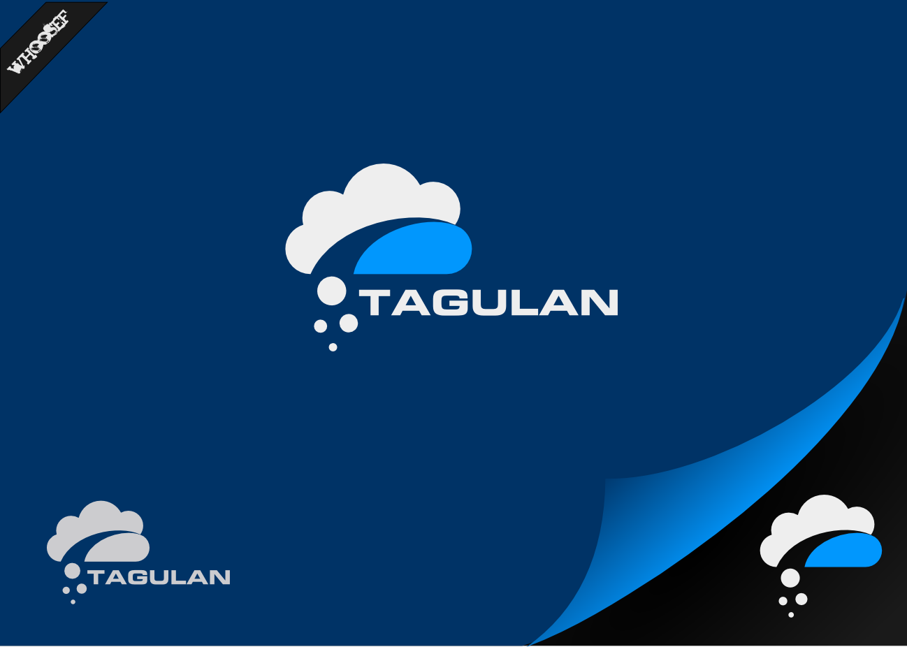 Logo Design by whoosef - Entry No. 23 in the Logo Design Contest Unique Logo Design Wanted for Tagulan.