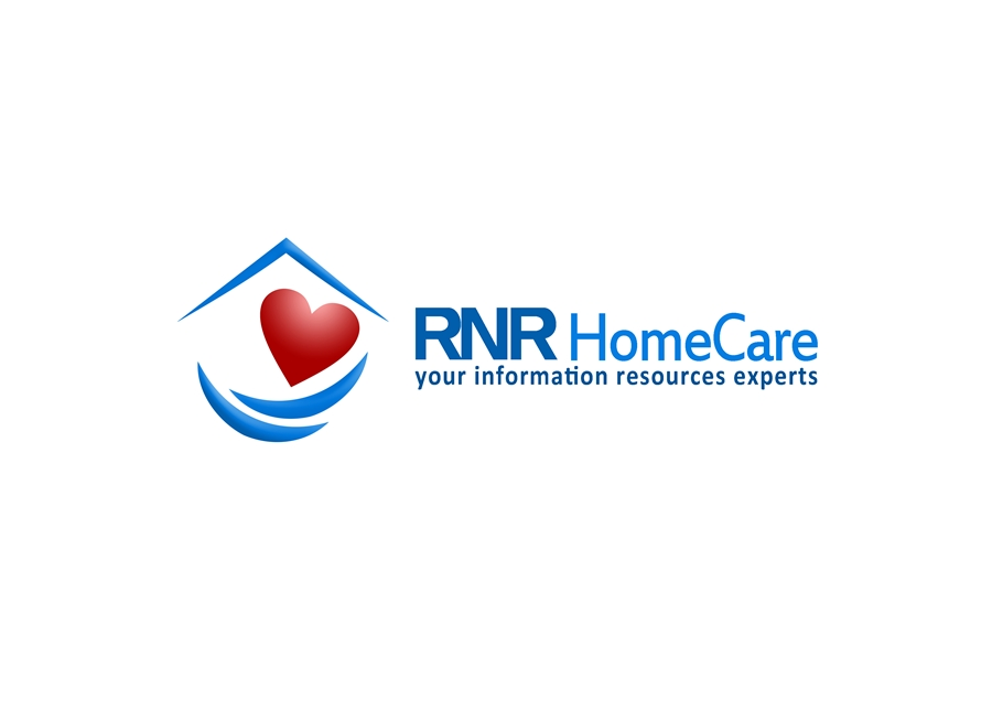 Logo Design by Respati Himawan - Entry No. 97 in the Logo Design Contest Imaginative Logo Design for RNR HomeCare.