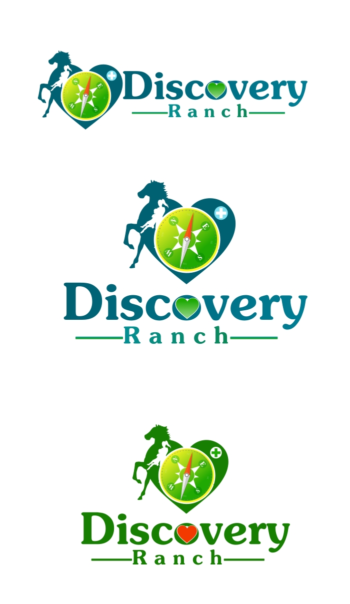 Logo Design by Private User - Entry No. 21 in the Logo Design Contest Creative Logo Design for Discovery Ranch.