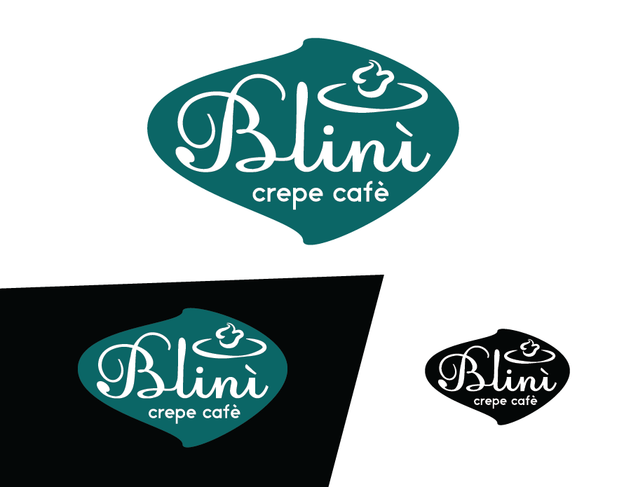 Logo Design by Christina Evans - Entry No. 1 in the Logo Design Contest Creative Logo Design for Blinì.