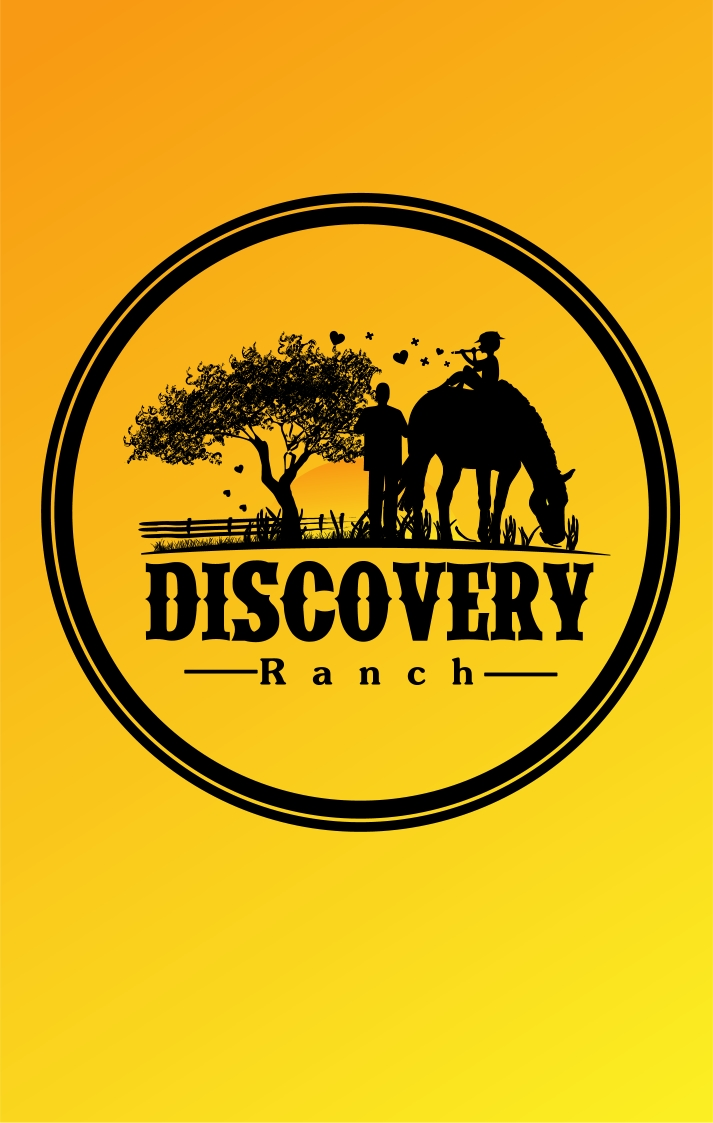 Logo Design by Private User - Entry No. 28 in the Logo Design Contest Creative Logo Design for Discovery Ranch.