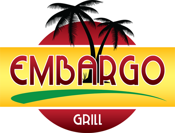 Logo Design by Lefky - Entry No. 58 in the Logo Design Contest Captivating Logo Design for Embargo Grill.