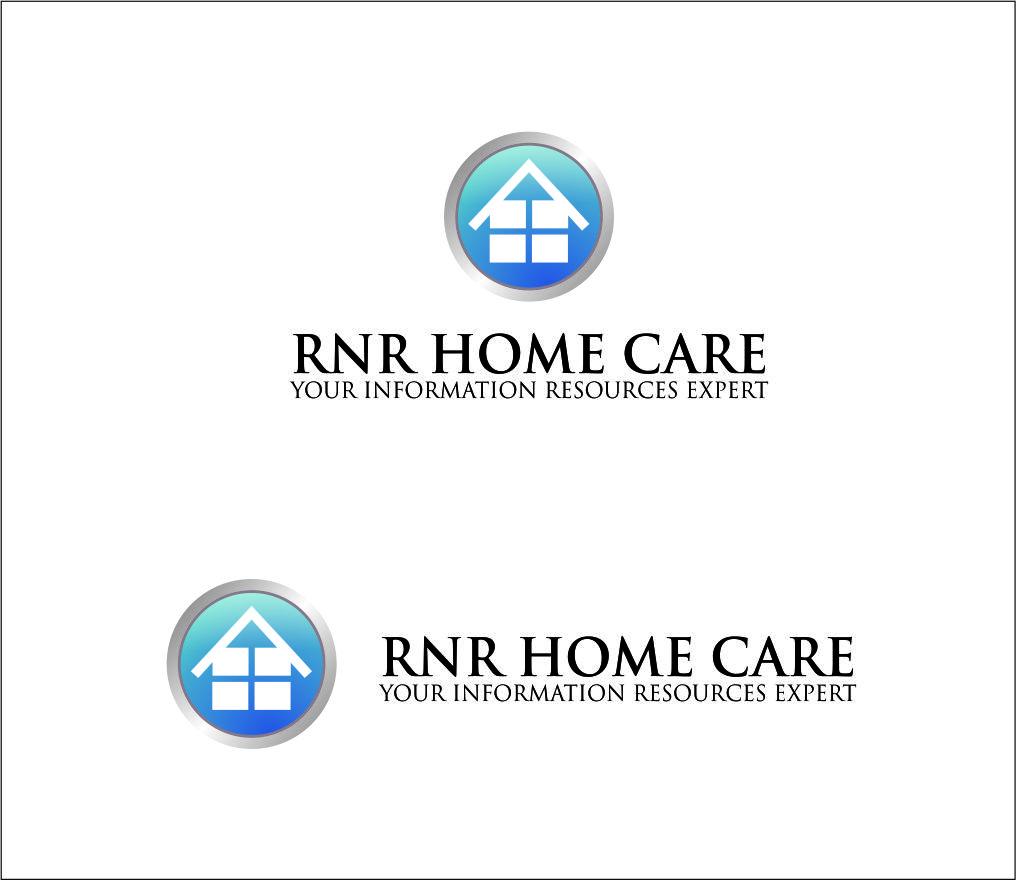 Logo Design by Agus Martoyo - Entry No. 102 in the Logo Design Contest Imaginative Logo Design for RNR HomeCare.
