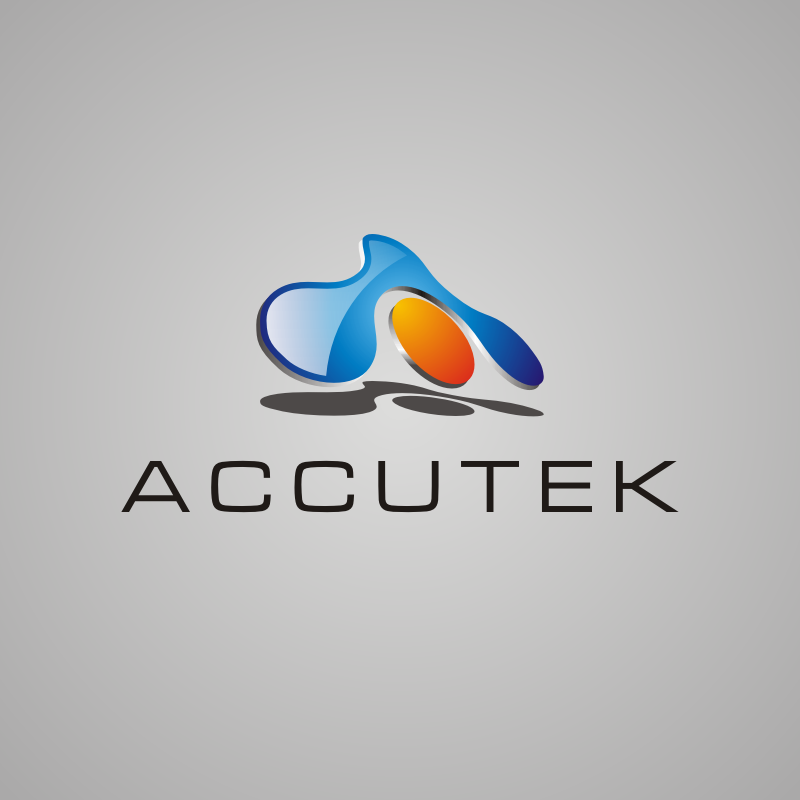 Logo Design by asti - Entry No. 45 in the Logo Design Contest Accutek Industries Ltd..