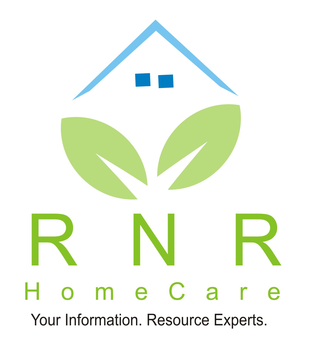 Logo Design by Choirul Umam - Entry No. 108 in the Logo Design Contest Imaginative Logo Design for RNR HomeCare.