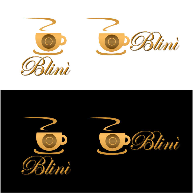 Logo Design by RAJU CHATTERJEE - Entry No. 9 in the Logo Design Contest Creative Logo Design for Blinì.