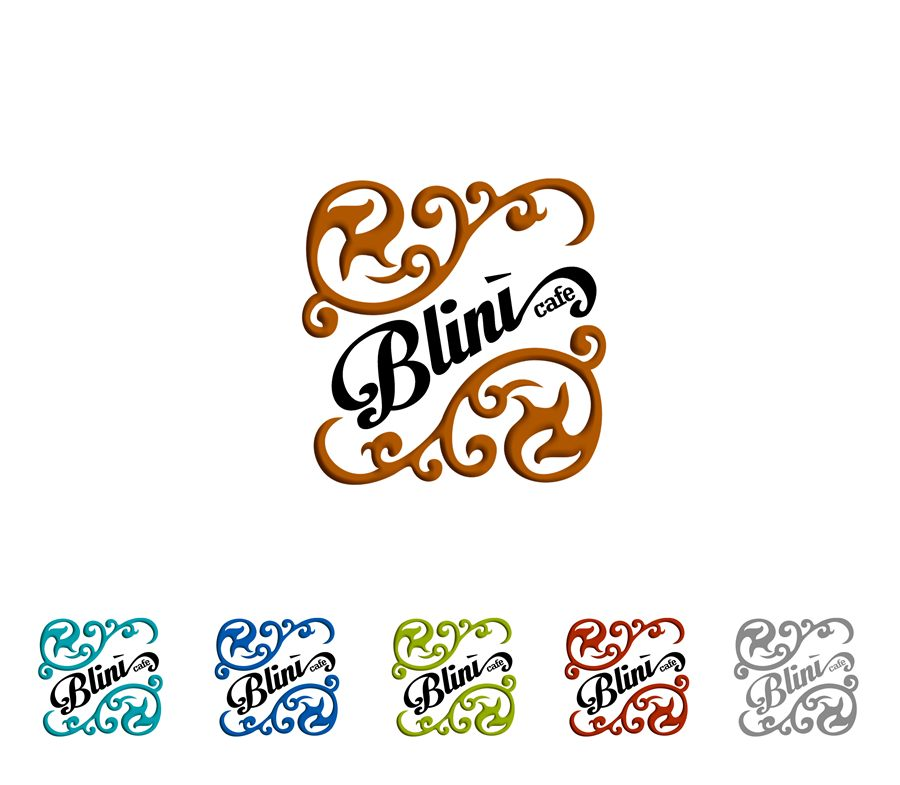 Logo Design by Respati Himawan - Entry No. 10 in the Logo Design Contest Creative Logo Design for Blinì.
