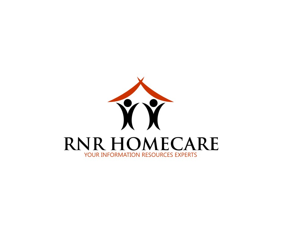Logo Design by untung - Entry No. 117 in the Logo Design Contest Imaginative Logo Design for RNR HomeCare.