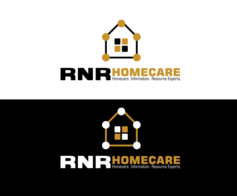 Logo Design by 3draw - Entry No. 120 in the Logo Design Contest Imaginative Logo Design for RNR HomeCare.
