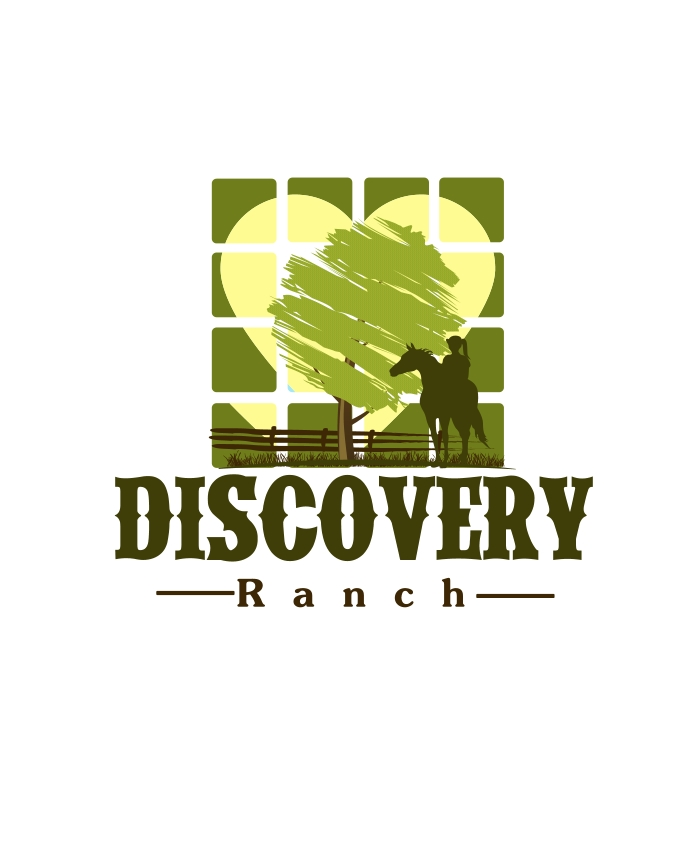 Logo Design by Private User - Entry No. 32 in the Logo Design Contest Creative Logo Design for Discovery Ranch.