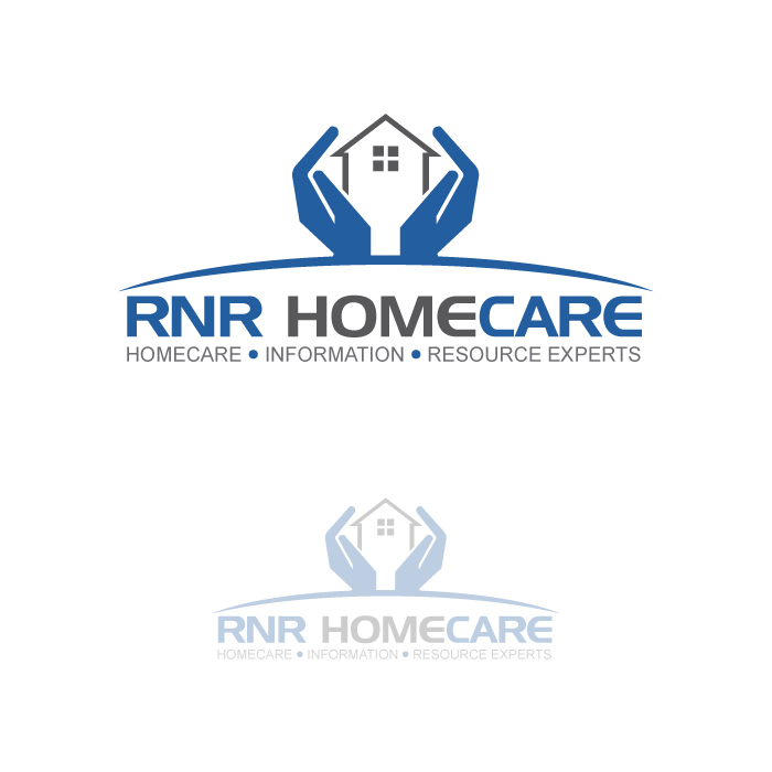 Logo Design by ZZ-Designs - Entry No. 127 in the Logo Design Contest Imaginative Logo Design for RNR HomeCare.