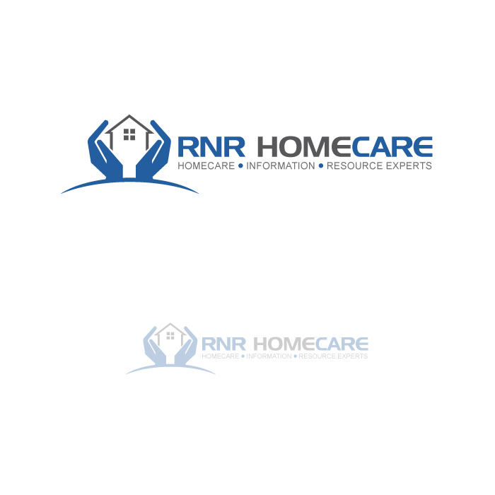 Logo Design by ZZ-Designs - Entry No. 129 in the Logo Design Contest Imaginative Logo Design for RNR HomeCare.