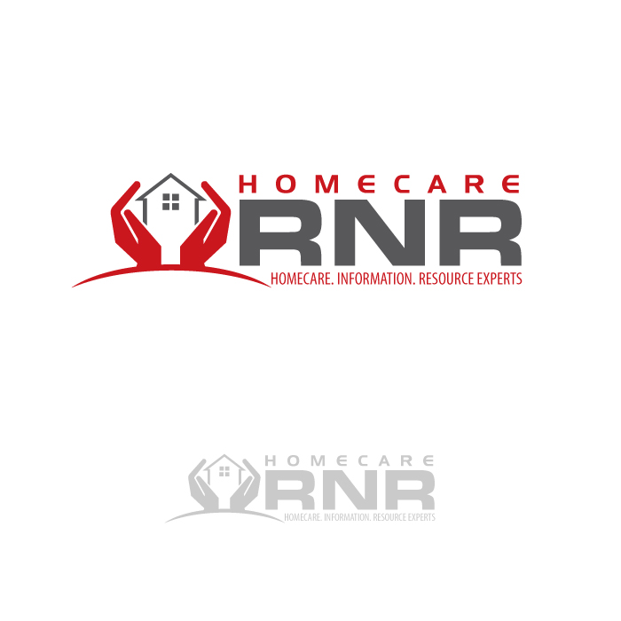 Logo Design by ZZ-Designs - Entry No. 130 in the Logo Design Contest Imaginative Logo Design for RNR HomeCare.