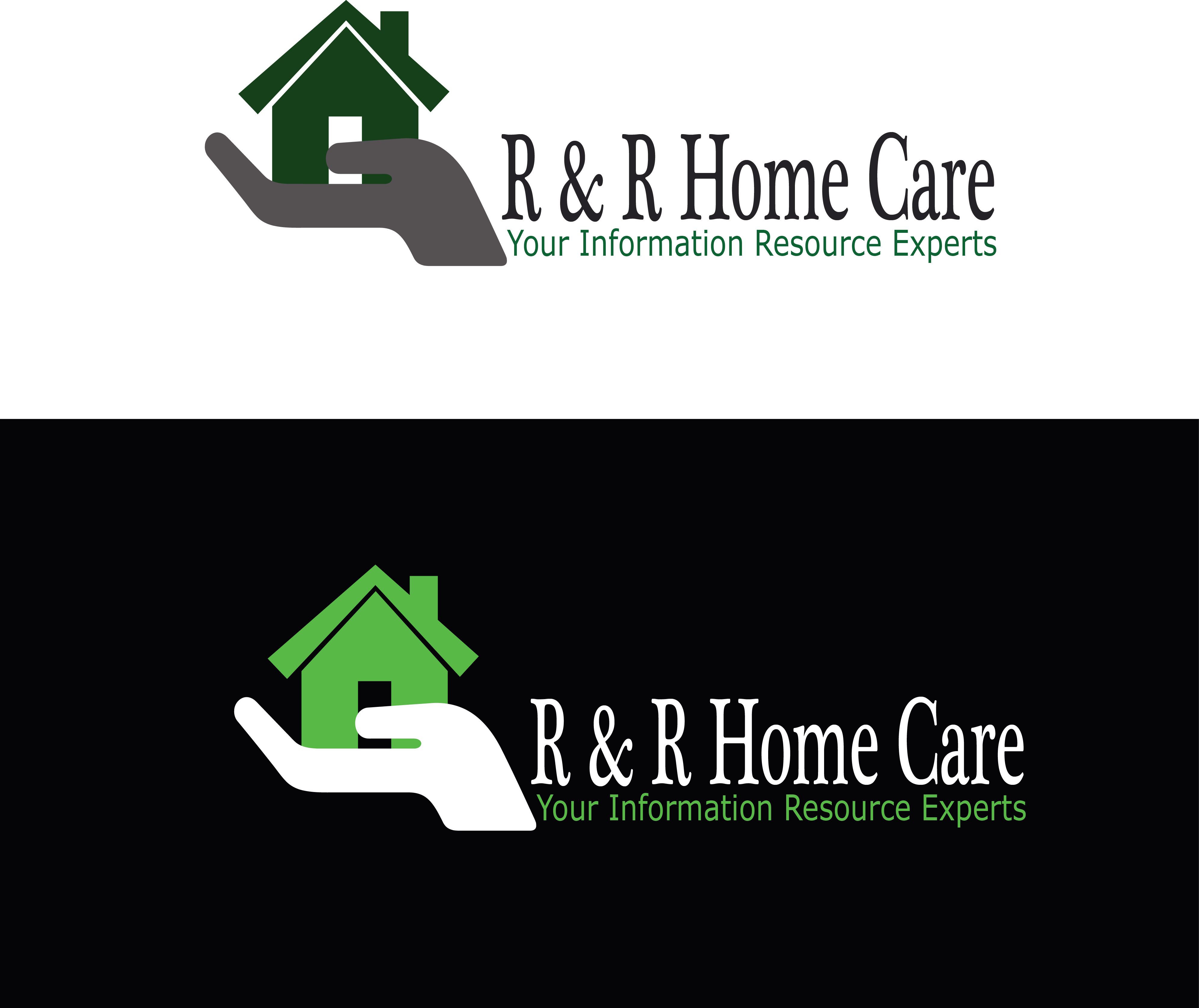 Logo Design by Faisal Javed - Entry No. 131 in the Logo Design Contest Imaginative Logo Design for RNR HomeCare.