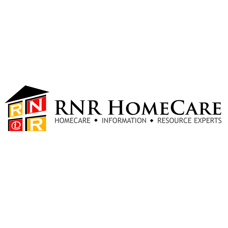 Logo Design by Private User - Entry No. 138 in the Logo Design Contest Imaginative Logo Design for RNR HomeCare.