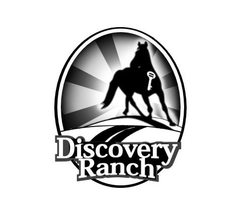 Logo Design by Tim Holley - Entry No. 36 in the Logo Design Contest Creative Logo Design for Discovery Ranch.