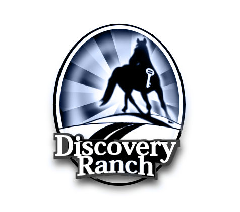 Logo Design by Tim Holley - Entry No. 37 in the Logo Design Contest Creative Logo Design for Discovery Ranch.