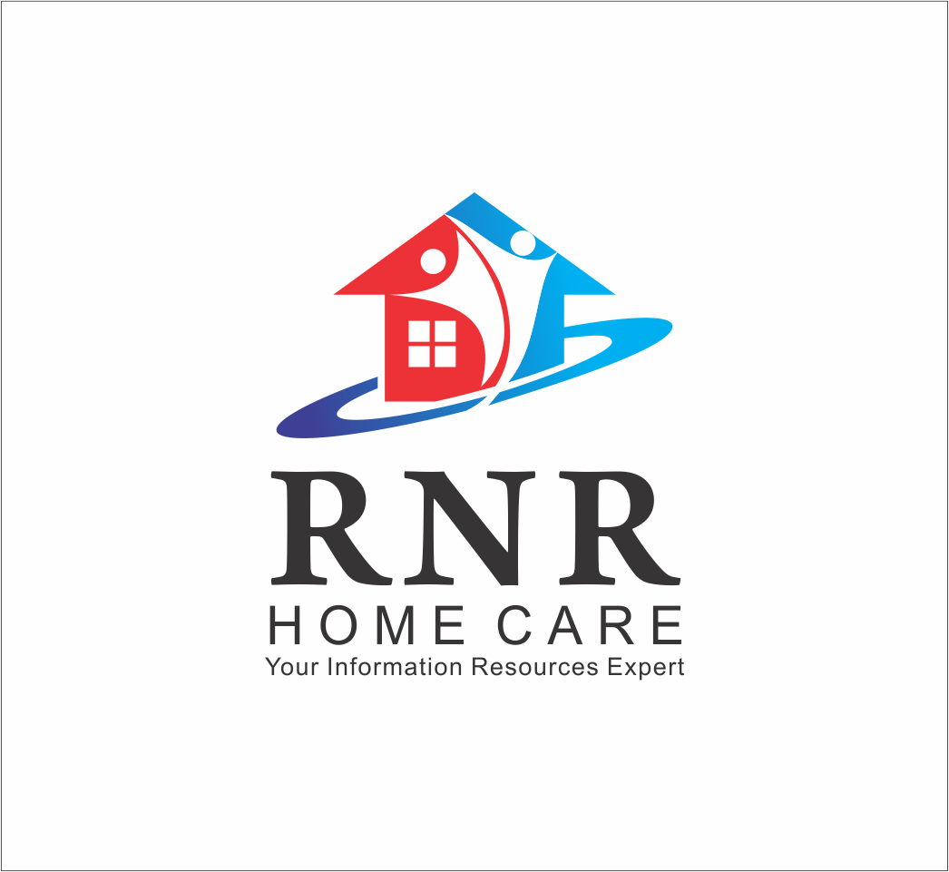 Logo Design by Armada Jamaluddin - Entry No. 147 in the Logo Design Contest Imaginative Logo Design for RNR HomeCare.
