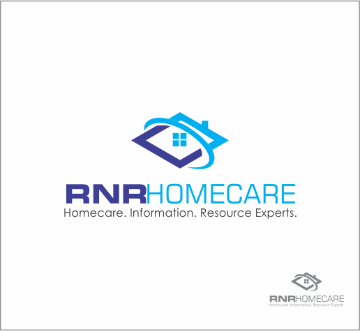 Logo Design by Armada Jamaluddin - Entry No. 153 in the Logo Design Contest Imaginative Logo Design for RNR HomeCare.