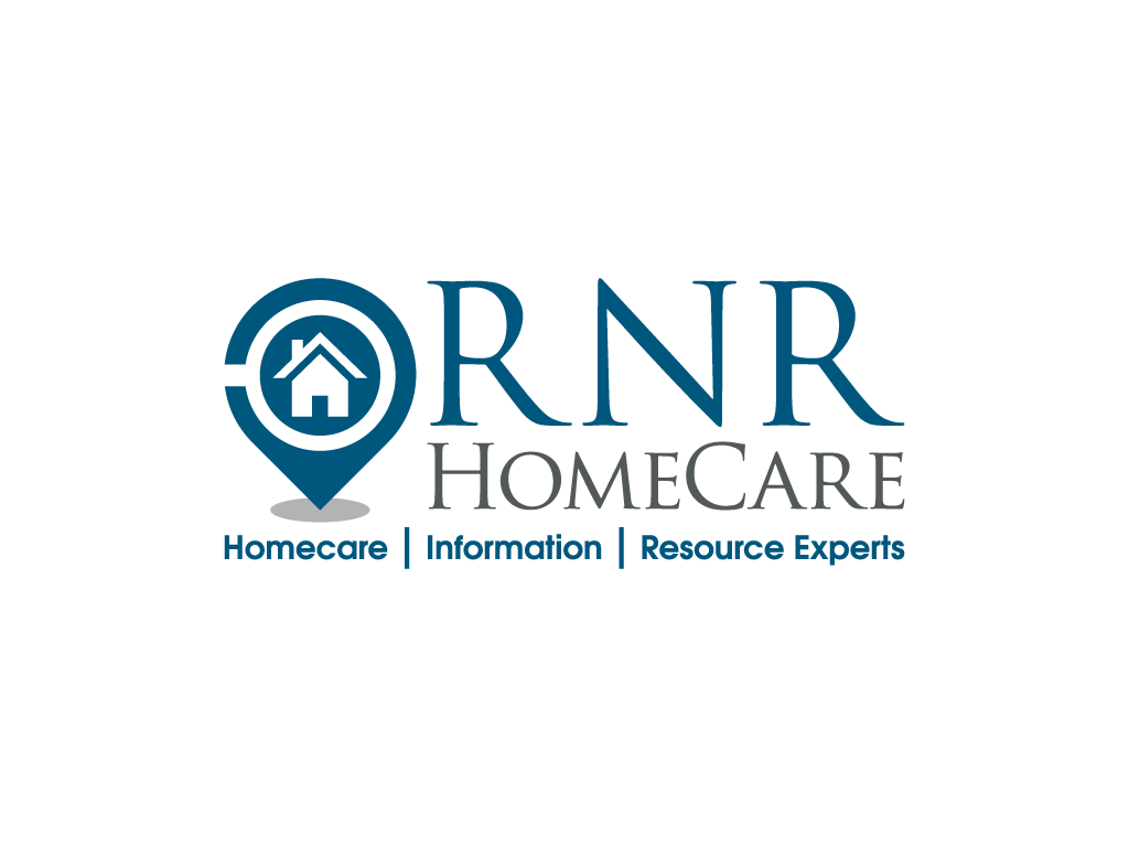 Logo Design by logoesdesign - Entry No. 155 in the Logo Design Contest Imaginative Logo Design for RNR HomeCare.