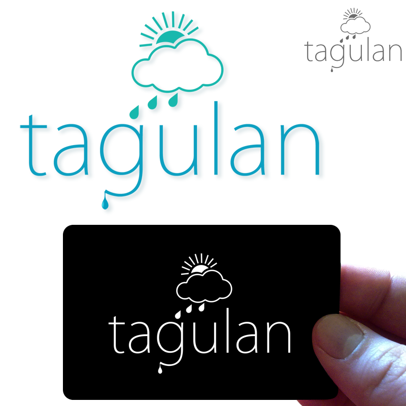 Logo Design by Private User - Entry No. 48 in the Logo Design Contest Unique Logo Design Wanted for Tagulan.