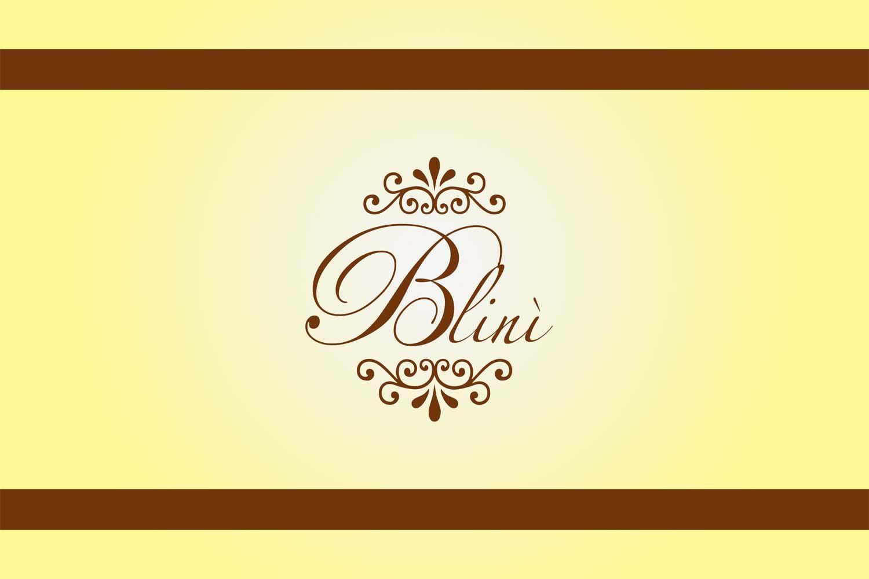 Logo Design by Private User - Entry No. 23 in the Logo Design Contest Creative Logo Design for Blinì.