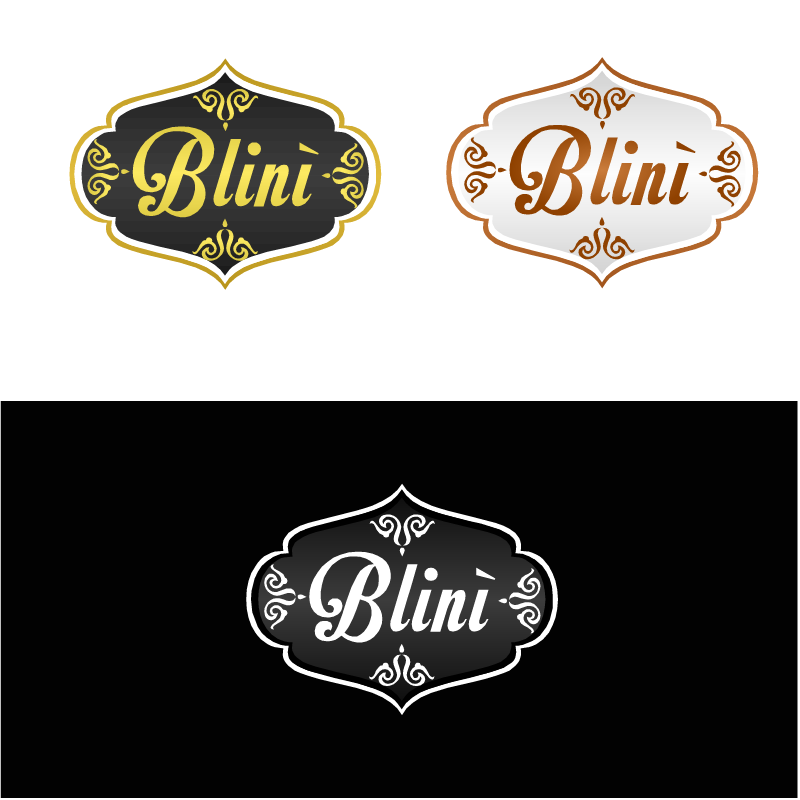 Logo Design by RAJU CHATTERJEE - Entry No. 27 in the Logo Design Contest Creative Logo Design for Blinì.