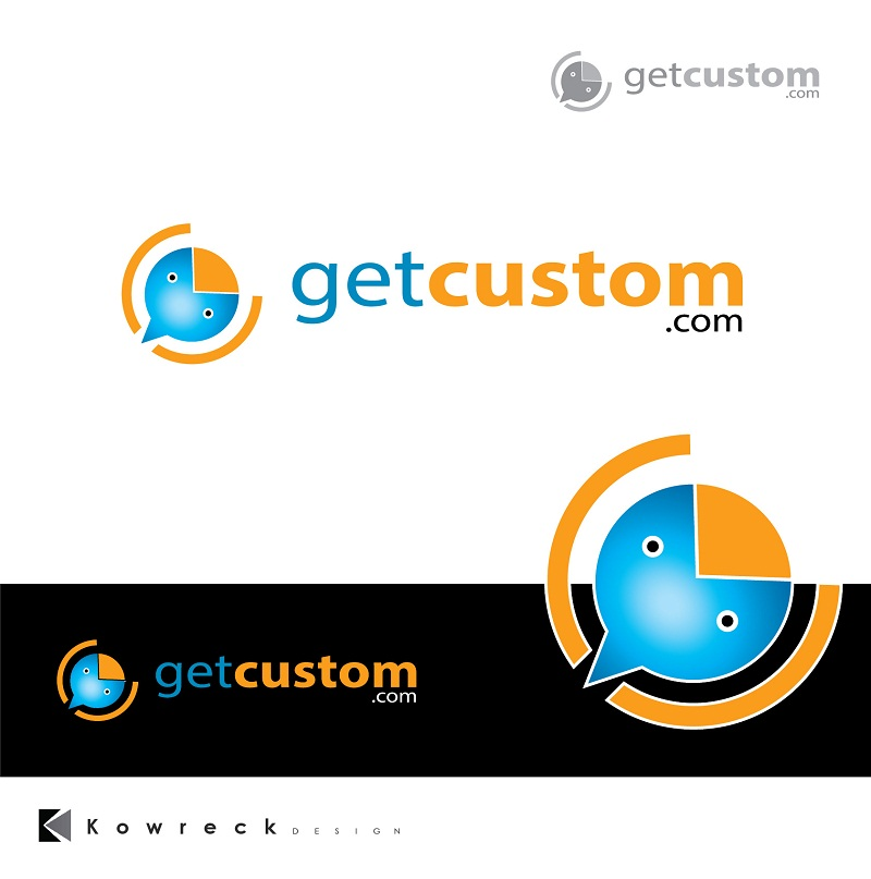 Logo Design by kowreck - Entry No. 44 in the Logo Design Contest getcustom.com Logo Design.