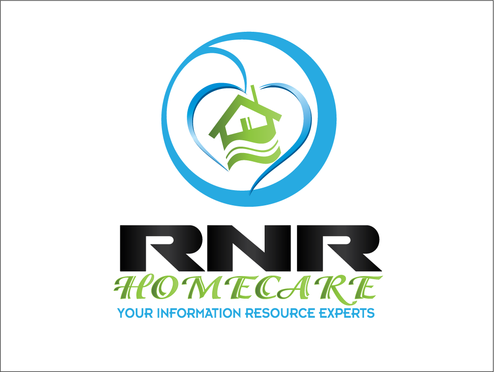 Logo Design by Sri Lata - Entry No. 175 in the Logo Design Contest Imaginative Logo Design for RNR HomeCare.