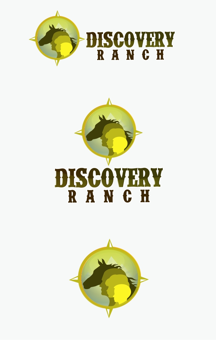 Logo Design by Private User - Entry No. 48 in the Logo Design Contest Creative Logo Design for Discovery Ranch.