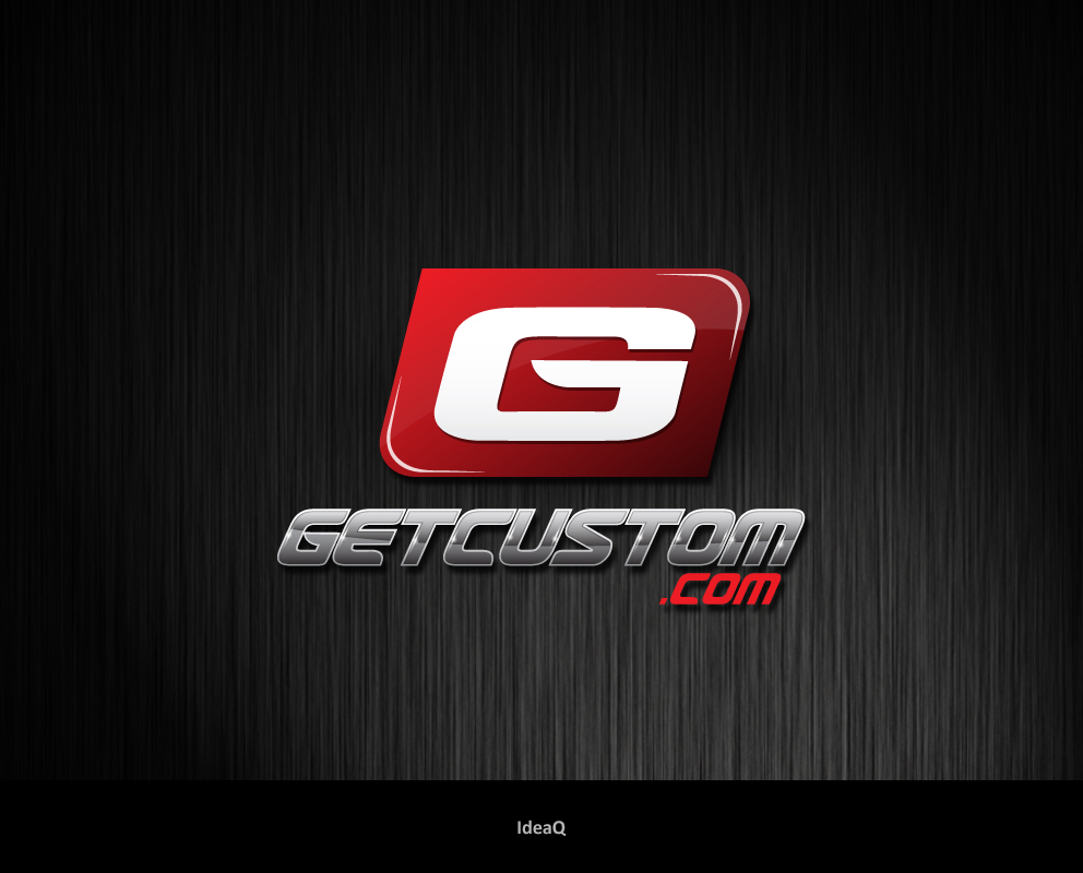 Logo Design by Private User - Entry No. 49 in the Logo Design Contest getcustom.com Logo Design.