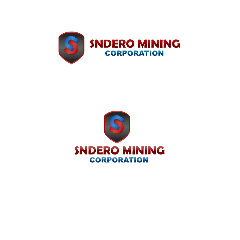 Logo Design by RAJU CHATTERJEE - Entry No. 2 in the Logo Design Contest Unique Logo Design Wanted for Sendero Mining Corp..