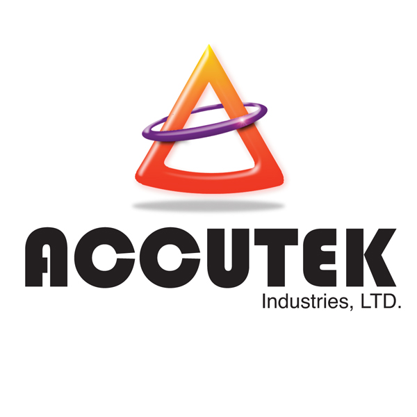 Logo Design by pressman54 - Entry No. 69 in the Logo Design Contest Accutek Industries Ltd..