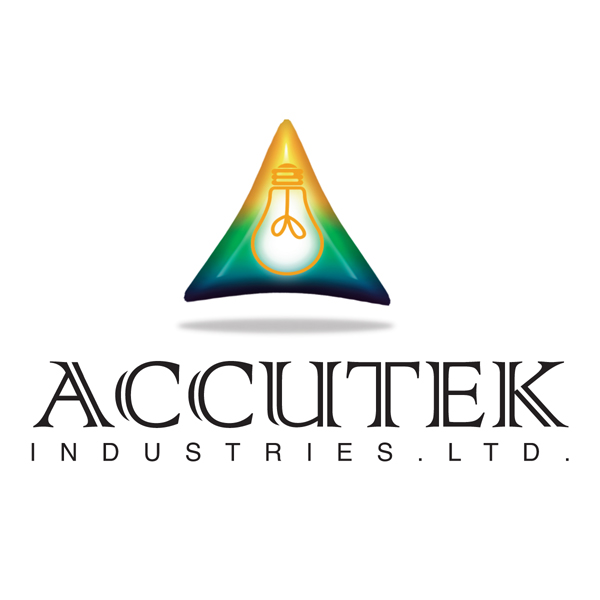 Logo Design by pressman54 - Entry No. 71 in the Logo Design Contest Accutek Industries Ltd..