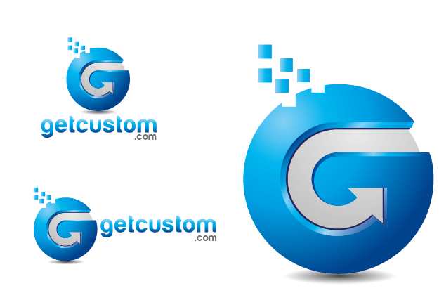 Logo Design by Private User - Entry No. 55 in the Logo Design Contest getcustom.com Logo Design.