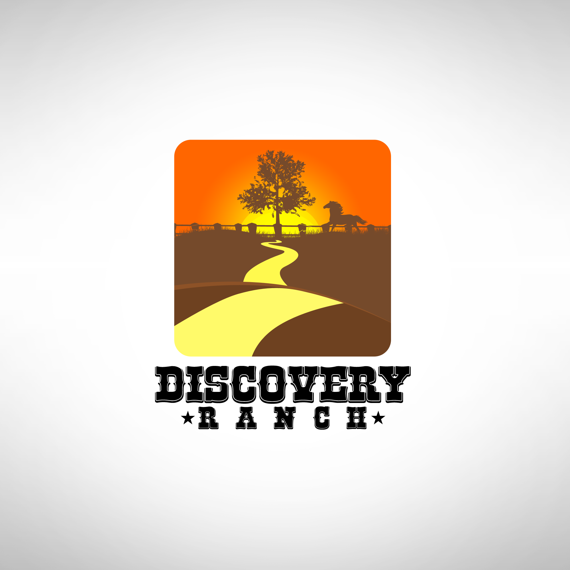 Logo Design by Kenneth Joel - Entry No. 58 in the Logo Design Contest Creative Logo Design for Discovery Ranch.