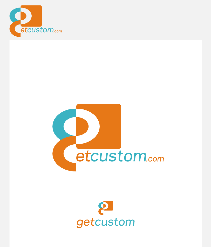 Logo Design by Muhammad Nasrul chasib - Entry No. 59 in the Logo Design Contest getcustom.com Logo Design.