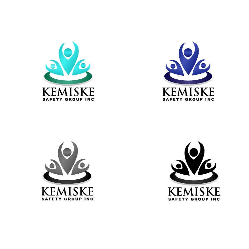 Logo Design by RAJU CHATTERJEE - Entry No. 14 in the Logo Design Contest New Logo Design for Kemiske Safety Group Inc..