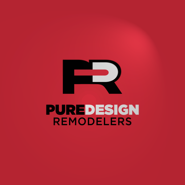 Logo Design by Private User - Entry No. 1 in the Logo Design Contest Custom Logo Design for Pure Design Remodelers.
