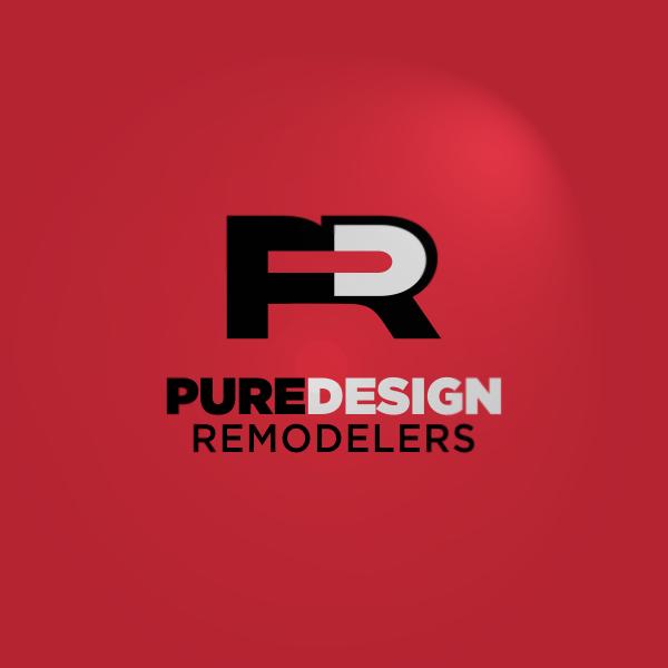 Logo Design by Private User - Entry No. 1 in the Logo Design Contest Custom Logo Design for Pure Design Remodelers.