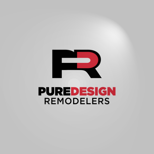 Logo Design by Private User - Entry No. 2 in the Logo Design Contest Custom Logo Design for Pure Design Remodelers.