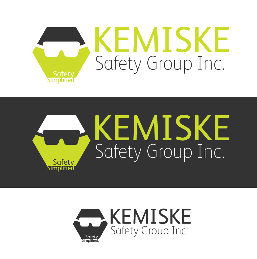 Logo Design by Christina Evans - Entry No. 19 in the Logo Design Contest New Logo Design for Kemiske Safety Group Inc..