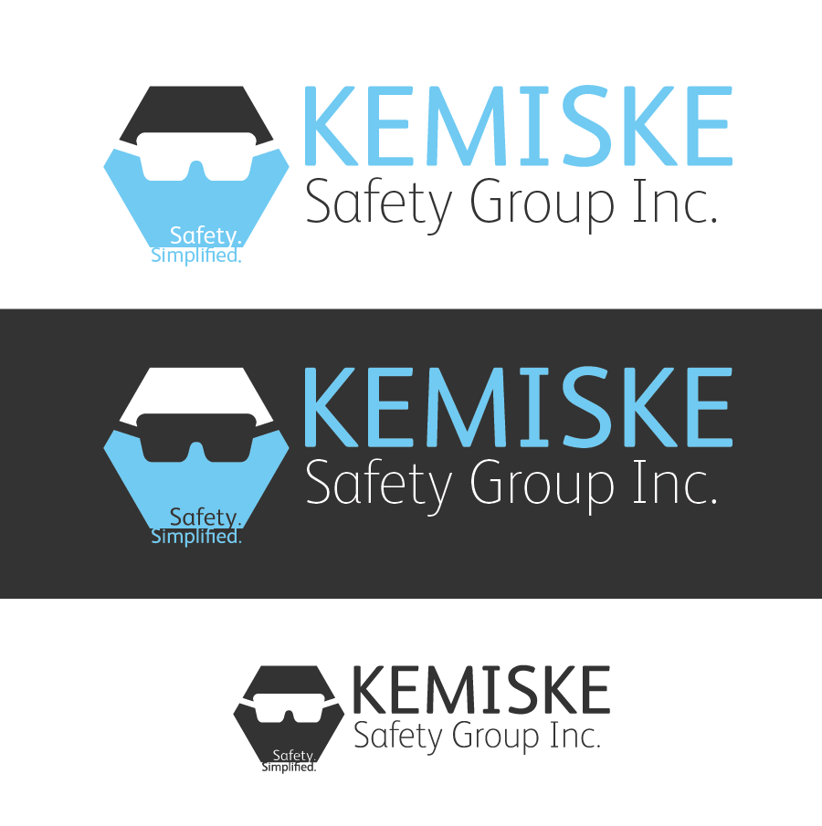Logo Design by Christina Evans - Entry No. 20 in the Logo Design Contest New Logo Design for Kemiske Safety Group Inc..