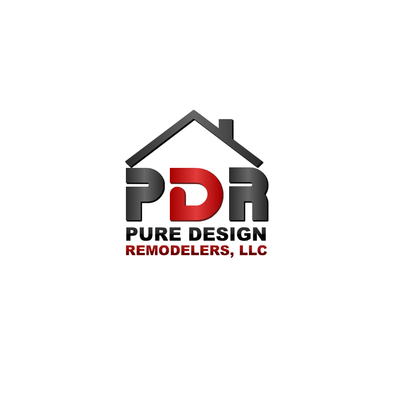 Logo Design by RAJU CHATTERJEE - Entry No. 3 in the Logo Design Contest Custom Logo Design for Pure Design Remodelers.